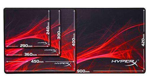 HyperX Fury S Speed Edition Pro Gaming Mouse Pad (Medium)