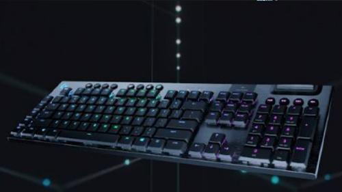 Logitech G813 RGB Mechanical Gaming Keyboard Clicky